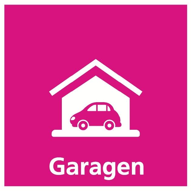 Garagentoröffnung Korb